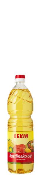 CEKIN sončnično olje