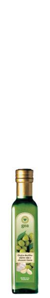 GEA oljčno olje z okusom česna