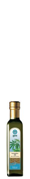 GEA konopljino olje