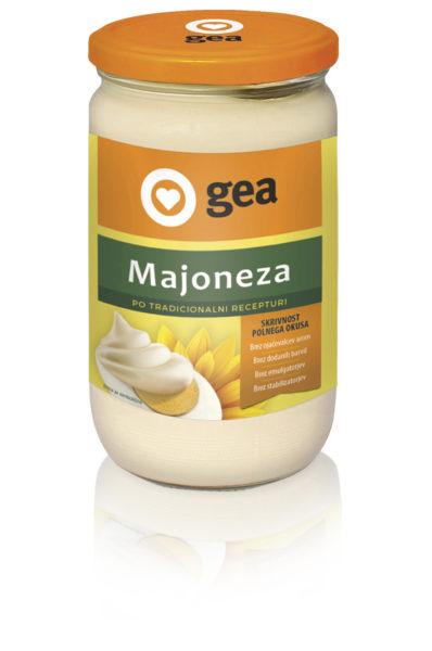 GEA majoneza