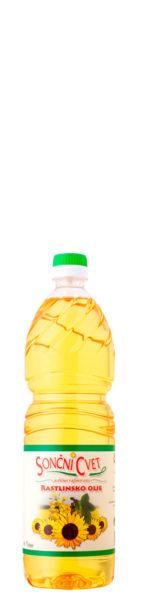SONČNI CVET rastlinsko olje