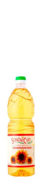 SONČNI CVET sončnično olje