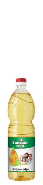 SUNČANI CVIJET biljno ulje