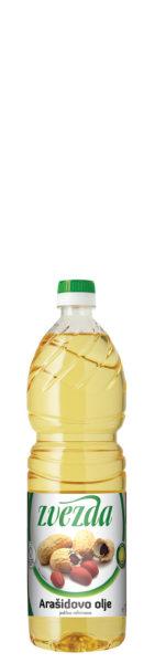 ZVEZDA arašidovo olje