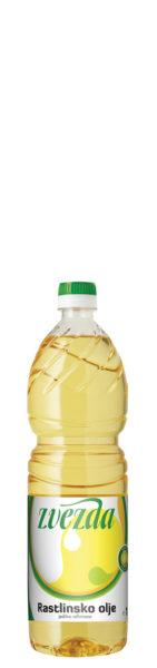 ZVEZDA rastlinsko olje