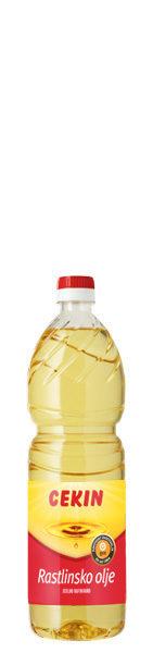 CEKIN rastlinsko olje