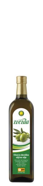 ZVEZDA ekstra deviško oljčno olje