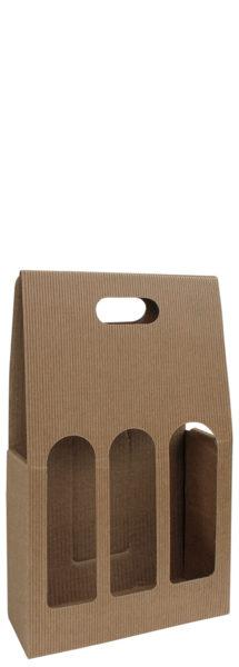 Darilni karton trojček (brez olj)