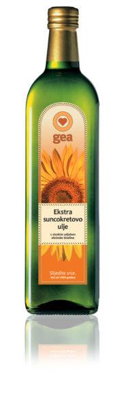 GEA ekstra suncokretovo ulje
