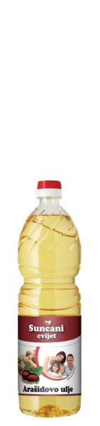 SUNČANI CVIJET arašidovo ulje