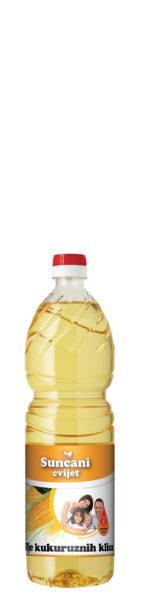SUNČANI CVIJET ulje kukuruznih klica