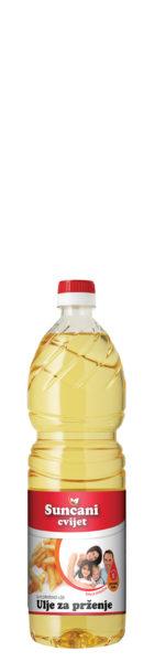 SUNČANI CVIJET ulje za prženje